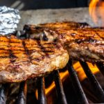 best gas grill for searing steaks