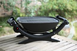 best gas grill for single person