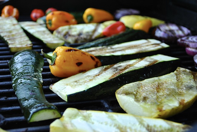 Best Gas Grill for Vegetarians
