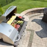 best gas grill for outdoor kitchen