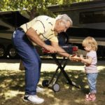 best gas grill for rving or motorhome
