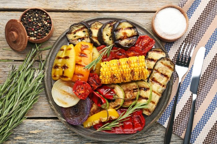 best gas grill for vegetables